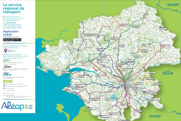 Prendre le car en Loire-Atlantique