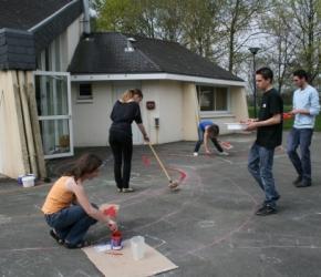 Dispositif Argent de Poche : chantiers rémunérés - Mayenne