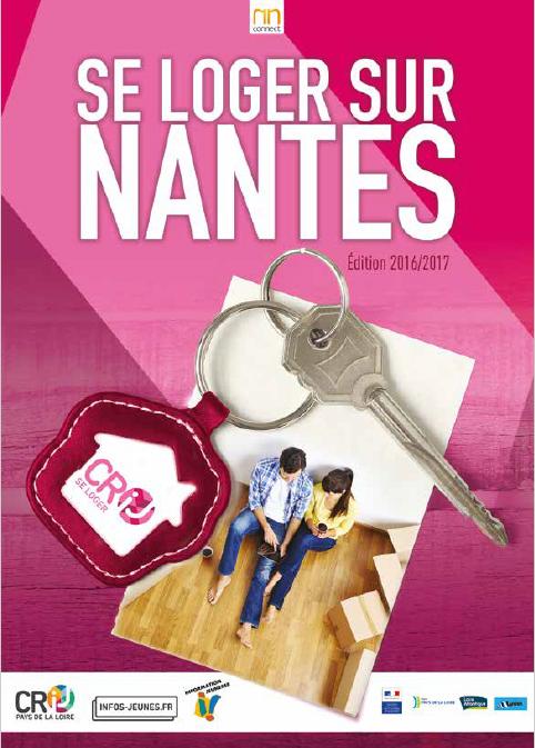 Guide Se Loger sur Nantes CRIJ Pays de la Loire