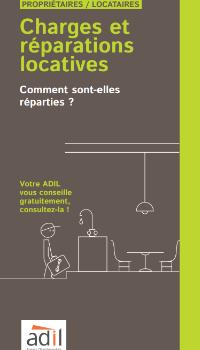 Les charges et réparations locatives/Adil44