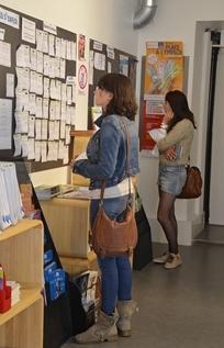 Panneau petites annonces - CRIJ Pays de la Loire