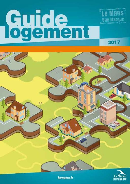 Guide logement 2017 - Le Mans
