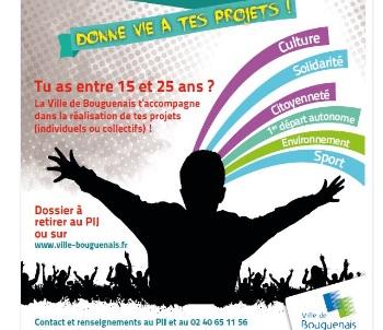 Bourse Initiatives Jeunes _ Bouguenais