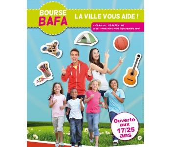 Bourse Bafa - Avrillé