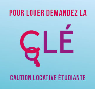 Caution Locative Etudiante - CLE