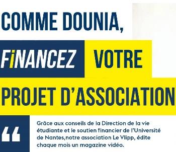 FSDIE Université de Nantes 2018-2019