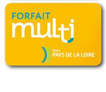 Forfait Multi - Pays de la Loire