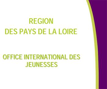 Office international des jeunesses (OIJ) Pays de la Loire