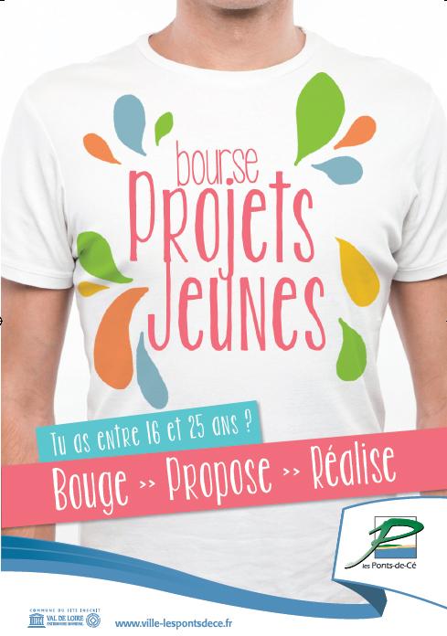 Bourse Aide Projets de Jeunes - Ponts de Cé