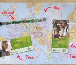 Le Pass InterRail pour voyager dans toute l'Europe