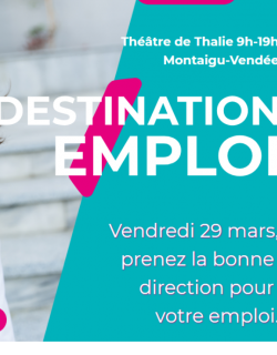Direction emploi à Montaigu