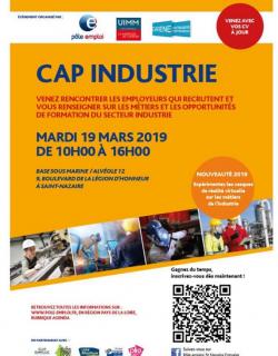 Forum Cap Industrie à St Nazaire