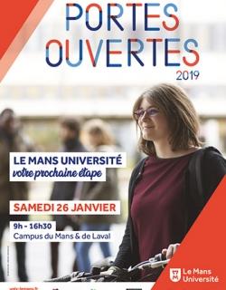 JPO Le Mans Université 2019