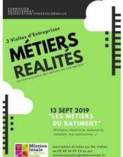Métiers Réalités_Métiers du bâtiment_Mission locale Vignoble nantais_vendredi 13 septembre 2019_https://www.linscription.com/activite.php?P1=27258