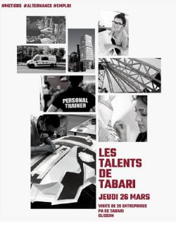 Les Talents de Tabari à  Clisson