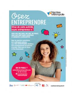 Osez entreprendre | Nantes métropole