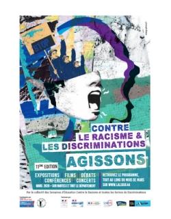 Semaines d'Éducation contre le racisme et toutes les formes de discriminations_SECD mars 2020_SECD Pays de la Loire