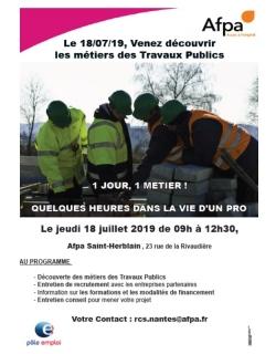 AFPA Saint Herblain 44_Un jour un métier du bâtiment_18 07 2019_www.afpa.fr