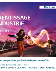 Semaine de l'Apprentissage dans l'Industrie_UIMM Pays de la Loire_2 au 7 décembre 2019_https://www.formation-industries-paysdelaloire.fr/les-formations-en-alternance/semaine-de-l-apprentissage-dans-l-industrie/