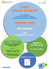 Café recrutement : les métiers SAP