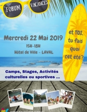 Flyer forum vacances