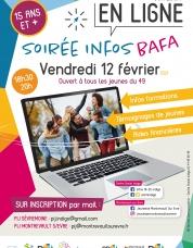 Soirée Infos BAFA