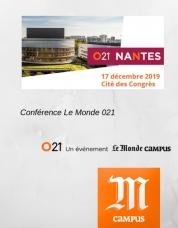O21 s'Orienter au 21ème siècle_Le Monde_Nantes 17 décembre 2019_https://www.o21.lemonde.fr/