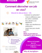 Comment décrocher un job en visio ? | Nantes