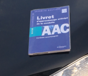 La conduite accompagnée - AAC