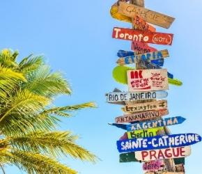 Idées de vacances à l'étranger