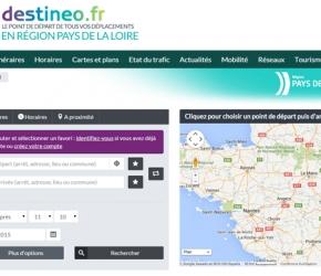 Destineo - Itinéraires en Pays de la Loire