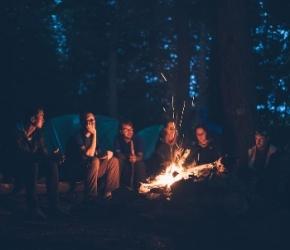 Partir en camping quand on est mineur