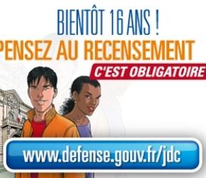 Recensement 16 ans_http://www.defense.gouv.fr/jdc/parcours-citoyennete/recensement