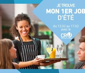 Semaine thématique 1er job au CRIJ Pays de la Loire