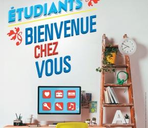 Pack de bienvenue étudiants Angers 2016-2017