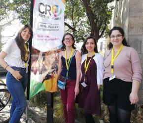 les ambassadeurs du CRIJ