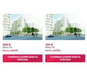Demande de logement social : la nouvelle plateforme AL'in