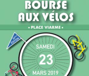 Bourse aux vélos à Nantes
