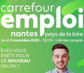 Carrefour emploi Nantes Pays de la Loire