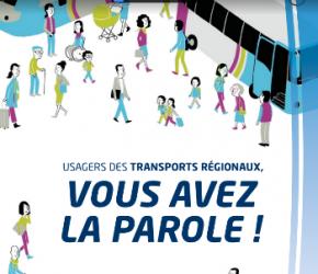Transport régional : exprimez-vous !