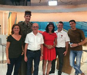 Baby-sitting : suivez-nous sur France 3 !