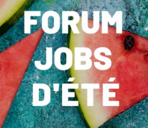 Le Forum Jobs d'été de Nantes passe au format numérique !