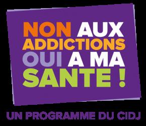 Non aux addictions Oui à ma santé_semaine d'info CRIJ 14 au 20 novembre 2020_CJC_consultations jeunes consommateurs