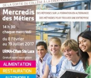 Les mercredis du CIFAM 2017_Sainte luce sur Loire_Apprentissage CAP BTS_www.urmapaysdelaloire.fr