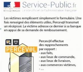Percev@l_fraude à la carte bancaire_www.service-public.fr/particuliers/actualites/A12611?xtor=EPR-100