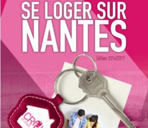 Se loger sur Nantes : la nouvelle édition du CRIJ