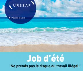 Campagne prévention Urssaf sur le travail illégal