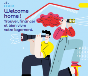 Welcome : le nouveau magazine du Crous