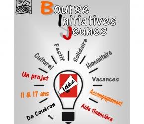 Bourse Initiatives Jeunes - Couëron