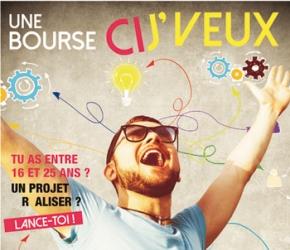Bourse aux projets CIJ'VEUX - Jeunes 16-25 ans - Laval